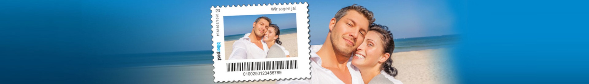 Privatkunden-individuelle-biber post-briefmarken